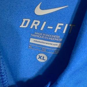 Nike Shirts - Nike Dri-Fit Ole Miss Rebels SEC NCAA Polo Shirt